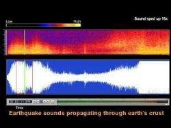 Японское землетрясение породило самый громкий звук в истории