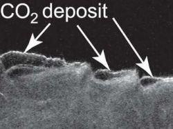 Под поверхностью Марса нашли залежи углекислого газа