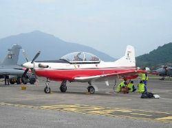 Ботсвана купила пять швейцарских учебных самолетов