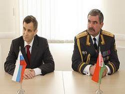 Глава МВД Рашид Нургалиев прибыл с визитом в Могилёв