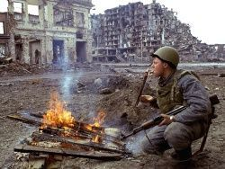 Кому война, а кому мать родна