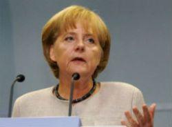 Меркель не дает провозглашать палестинское государство