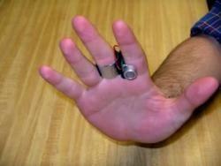 Luckytech создало самую маленькую компьтерную мышь
