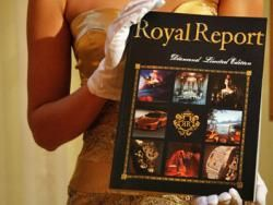Журнал Royal Report стоит $229 тысяч