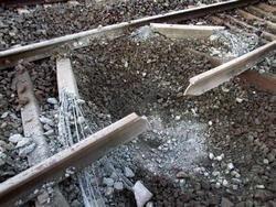 В Дагестане произошел взрыв на железной дороге