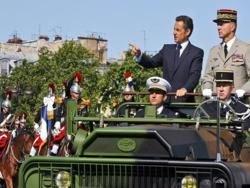 Франция в одном шаге от введения войск в Ливию