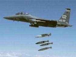 НАТО нанесли удар по правительственному бункеру
