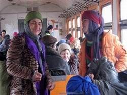 В Россию едут феминистки