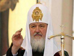 Патриарх поздравил Медведева и Путина с наступающей Пасхой