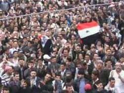 В Сирии во время столкновений с полицией погибли 88 демострантов