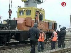 На месте подрыва железной дороги в Дагестане найдены еще 3 бомбы