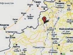 """Пакистан: убит главный по борьбе с """"Талибаном"""""""