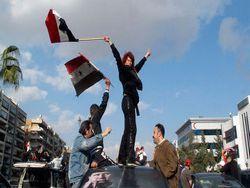 Сирия. На пороге гражданской войны