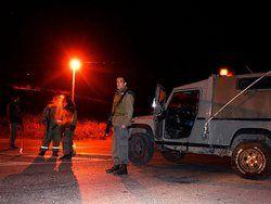 Обстрел автомобиля в Самарии - один человек убит