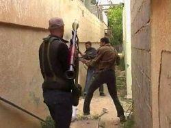 Войска Каддафи заняли город Яфран