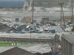 Армия и флот Японии будут искать погибших людей