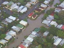 В Австралию вернулись массовые наводнения