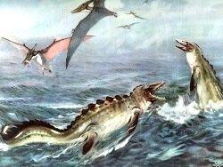 Отчего вымерли динозавры?