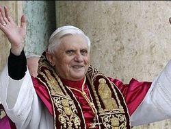 Папа римский призвал к мирному урегулированию в Ливии