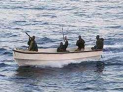 Сомалийские пираты освободили греческий корабль