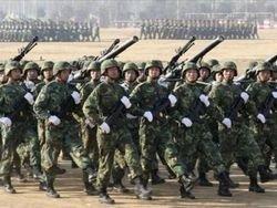 США и ЕС мешают Китаю строить армию