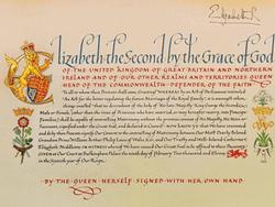 Великобритания: королева разрешила внуку жениться
