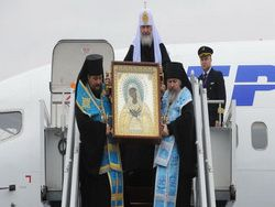 Украина не рада визиту патриарха Кирилла