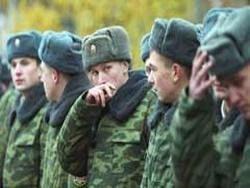 Российская армия обречена на призыв