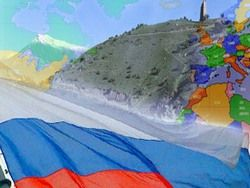 Кавказские соединенные штаты со столицей в Тбилиси