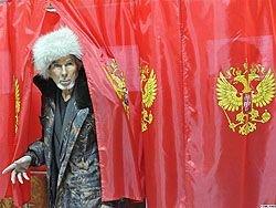 Выборы 2012 - кто будет третьим