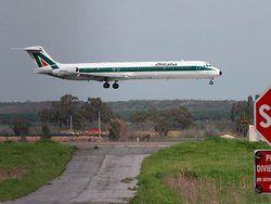 Итальянский авиалайнер пытался угнать гражданин Казахстана