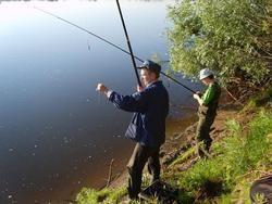 В Новосибирской области запретили рыбалку