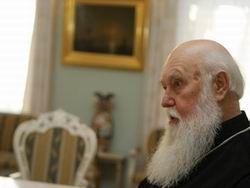 Филарет о создании единой поместной православной церкви