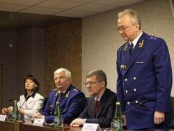 Новый прокурор Подмосковья займется коттеджами в Бородино