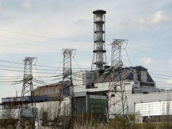 В чернобыльской зоне отчуждения отметили Пасху