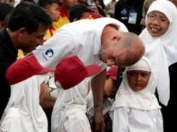 Зинедин Зидан в жизни - обычный мусульманин