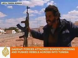 Новость на Newsland: Сторонников Каддафи выбили из Туниса