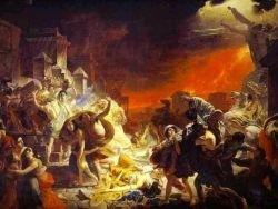 Пол В.С. Андерсон организует извержение Везувия