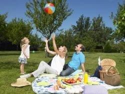 Мастер-класс: как устроить весенний пикник
