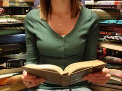 Есть люди, которые очень негативно настроены на учебу, получение знаний, чтение и т.д...