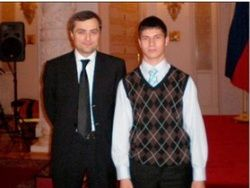 Сурков гомосексулист