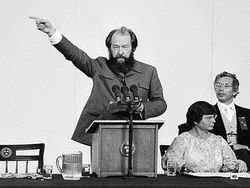 Солженицын: у нас с Лениным много общего
