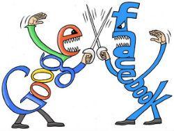 За что бьются Facebook и Google