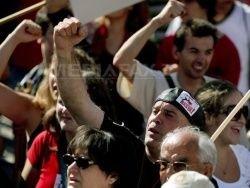 В Испании, несмотря на запрет, продолжаются акции протеста