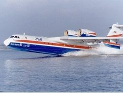 МЧС России приобретёт самолёты-амфибии Бе-200