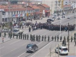 Протесты во Внутренней Монголии продолжаются