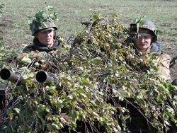 """Шестеро глубочан после участия в военных учениях  """"ЗАПАД-2013 """" получили погоны."""