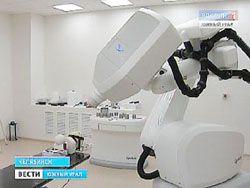 Изобретен кибернож для медиков
