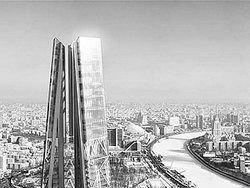 """Гигантскую башню """"Россия"""" в Москве решено не строить"""