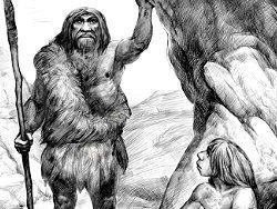 Неандертальцы стали жертвой геноцида?